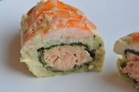 recette cuisine vapeur ballotines de saumon cabillaud et épinards cuisson vapeur