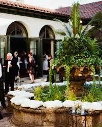 a classic nature inspired wedding in sea island martha stewart