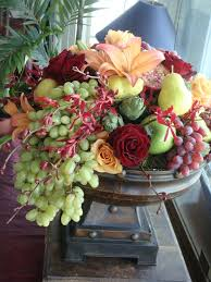 flower fruit fruit and flower arrangements as centerpieces sortrachen