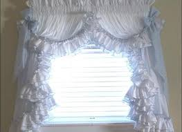 Criss Cross Curtains Ruffled Window Curtains Eulanguages Net