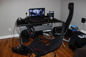 Console Gaming Desk by Show Us Your Gaming Setup 2016 Edition Neogaf