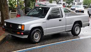 mitsubishi mini pickup 1992 mitsubishi mighty max pickup information and photos