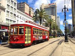 Street Car Map Of New Orleans by Canal Streetcar Line Wikipedia
