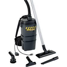shop vac industrial back pack vacuum u2014 7 quart 2 0 hp model 285