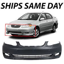 1996 toyota corolla front bumper primered front bumper cover for 2005 2006 2007 2008 toyota