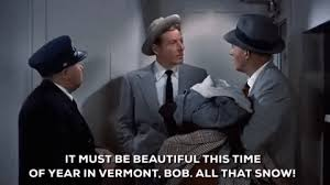 White Christmas Meme - white christmas vermont gif find share on giphy
