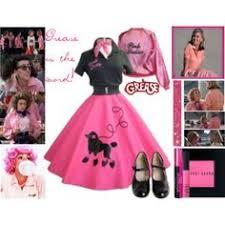 pink ladies grease