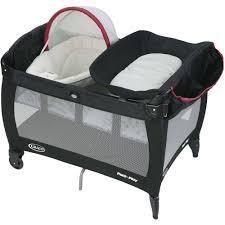 Mini Travel Crib by Graco Pack U0027n Play Playard With Newborn Napper Lite Weave