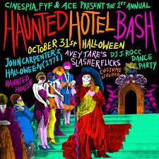 haunted hotel bash ace hotel downtown los angeles luxury