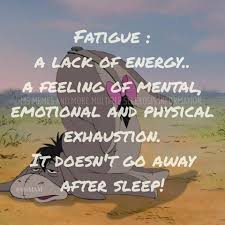 Ms Memes - ms fatigue a lack of energy a feeling ms memes and more