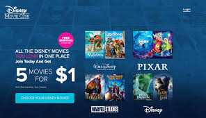 disney move club and how i bought disney movies for way cheaper