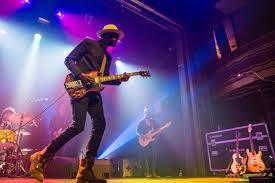 gary clark jr oozes cool at webster hall localbozo