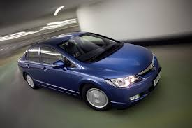 honda civic hybrid saloon review 2006 2010 parkers
