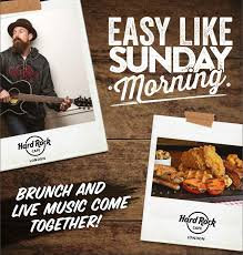 bottomless rock u0027n u0027 roll brunch hard rock cafe london designmynight