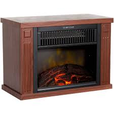 Electric Space Heater Fireplace by Northwest 13
