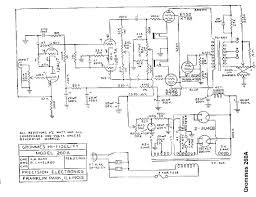 grommes 260a circuit homebrew audio amp