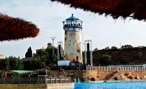 fenix aquatic festival aquatic park aqua natura alicante spain