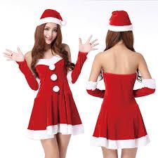 womens santa costume high quality adults womens santa claus christmas costume