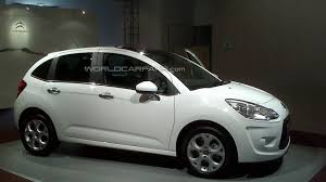 new citroen c3 new citroen c3 leaks out from private showing for dealers