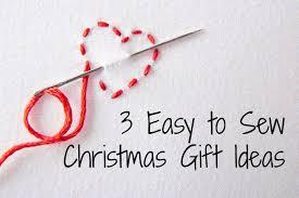 3 easy to sew christmas gift ideas fabricana