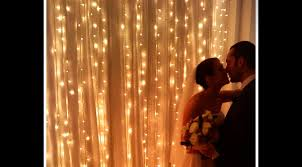 wedding backdrop lights unique weekend diy wedding lighting ideas and projects lights