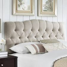 bedroom awesome headboard with storage and lights