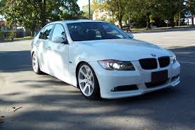 custom white bmw 2006 bmw 330i axis auto
