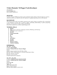 Sample Resume For Sql Developer by Yi Han Resume 2016