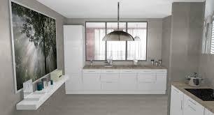 cuisine bois et meuble cuisine blanc laqué lovely cuisine bois et blanc laqu free