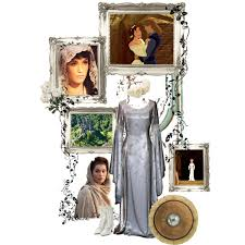 wedding dress quest kayley and garret wedding quest for camelot polyvore