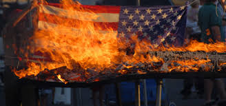 Illegal To Burn American Flag The Flag And Freedom Which Should We Protect Foundation For