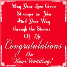 wedding quotes may your congratulation quotes may your grow stronger as you find