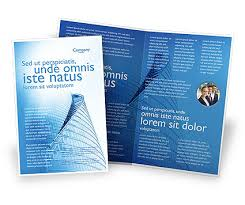 office brochure templates office center brochure template design and layout now