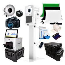 Photo Booth Printer D12 The Aluminium Hashtag Printer System Package Ata Photobooths