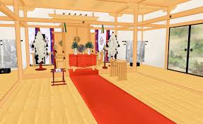 mmd japan style room remaster by amiamy111 on deviantart