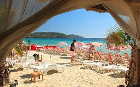 st tropez beaches