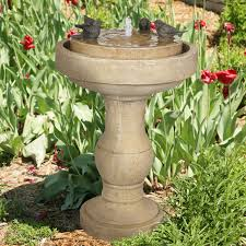 solar bird bath fountain reviews all about house design attract