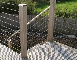 Stainless Steel Trellis System Balustrade Wire Cable Design Balustrade And Green Wall Trellis