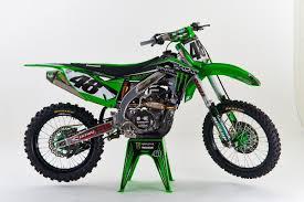 kawasaki motocross bikes davi millsaps first look 2015 monster energy kawasaki and pro