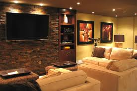 living room amazing basement to living room decorating ideas