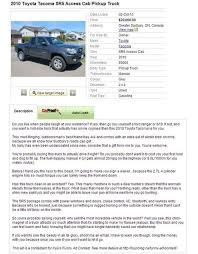 toyota finance canada contact in photos canada u0027s 5 weirdest kijiji vehicle ads the globe and mail