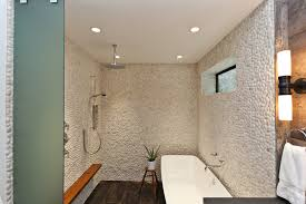 Small Bathroom With Freestanding Tub Shower Bench Ideas Bathroom Contemporary With Freestanding Tub