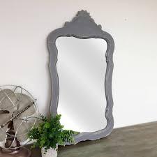 ornate mirror unique home decor antique mirror shabby chic