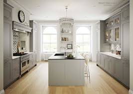 Grey Shaker Kitchen Cabinets by Shaker Kitchen Cabinets Marlborough In Light Grey And Dust Grey