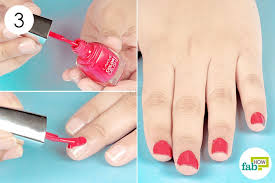 how to apply nail polish like a pro step by step guide with pics