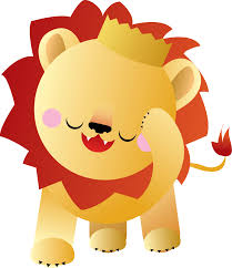 cute lion clipart clipartxtras