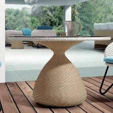 Modern Deck Furniture by Modern Outdoor Dining Tables Allmodern