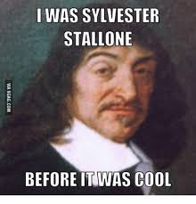 Stallone Meme - was sylvester stallone before it was cool sylvester stallone meme