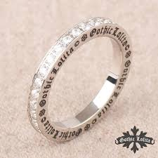 vintage crystal rings images Designer thumb vintage crystal rings for women stainless steel jpg
