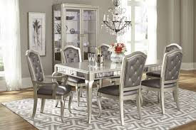 Dining Room Table Extendable by Diva Rectangular Extendable Leg Dining Room Set From Samuel